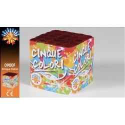 0900F - Cinque Colori